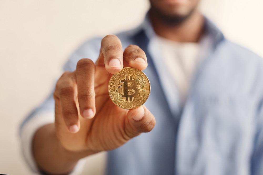 home segundo uma bitcoin