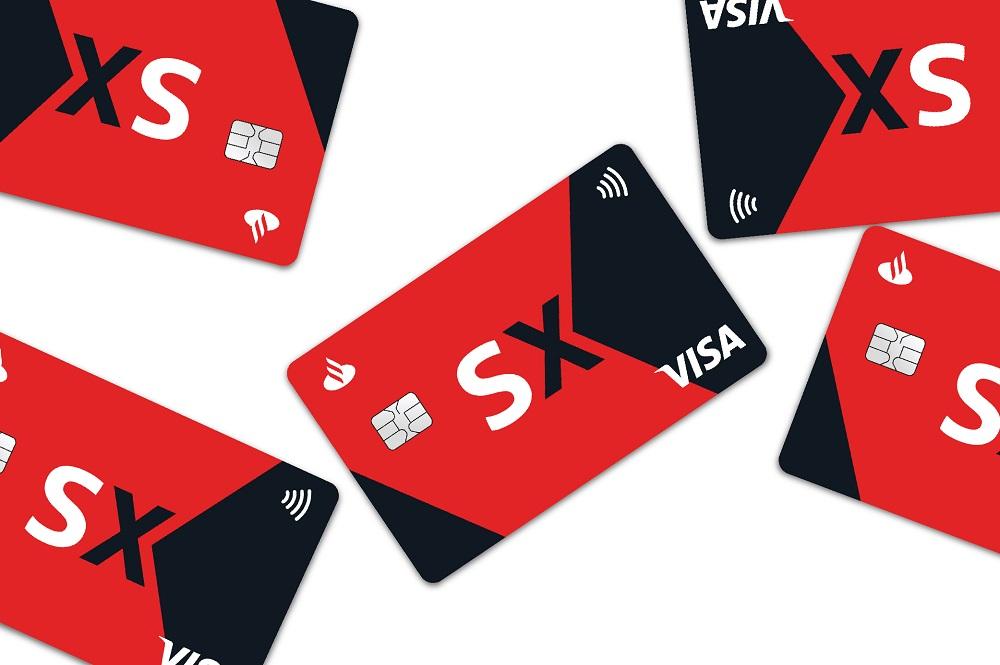 cartão de crédito Santander SX Visa Gold