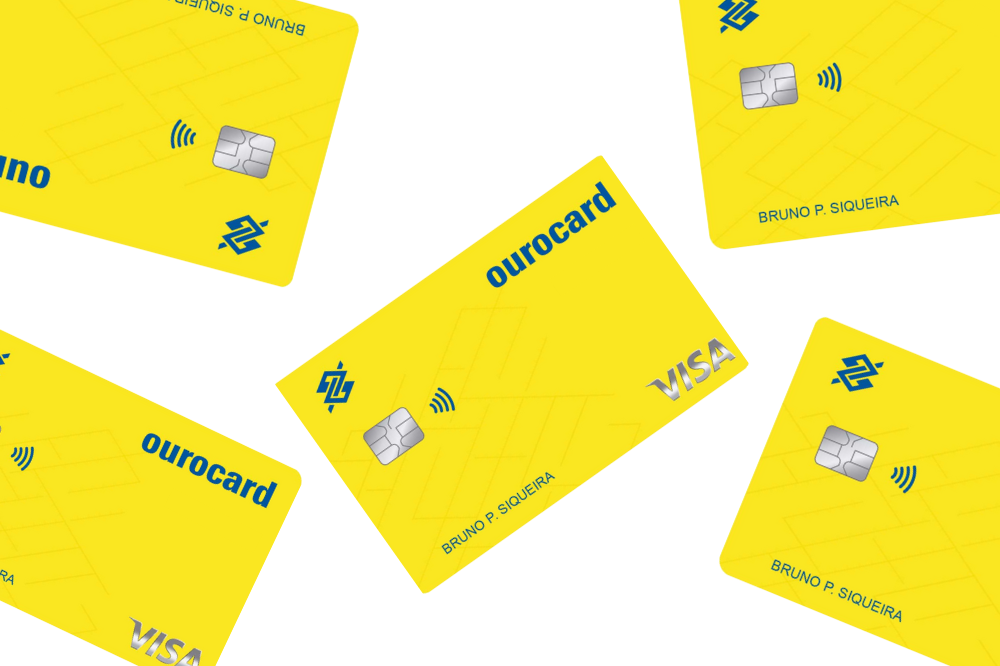 cartão de crédito Ourocard