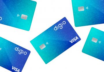 cartão digio visa internacional