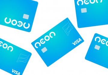 cartão de crédito Neon Visa Internacional