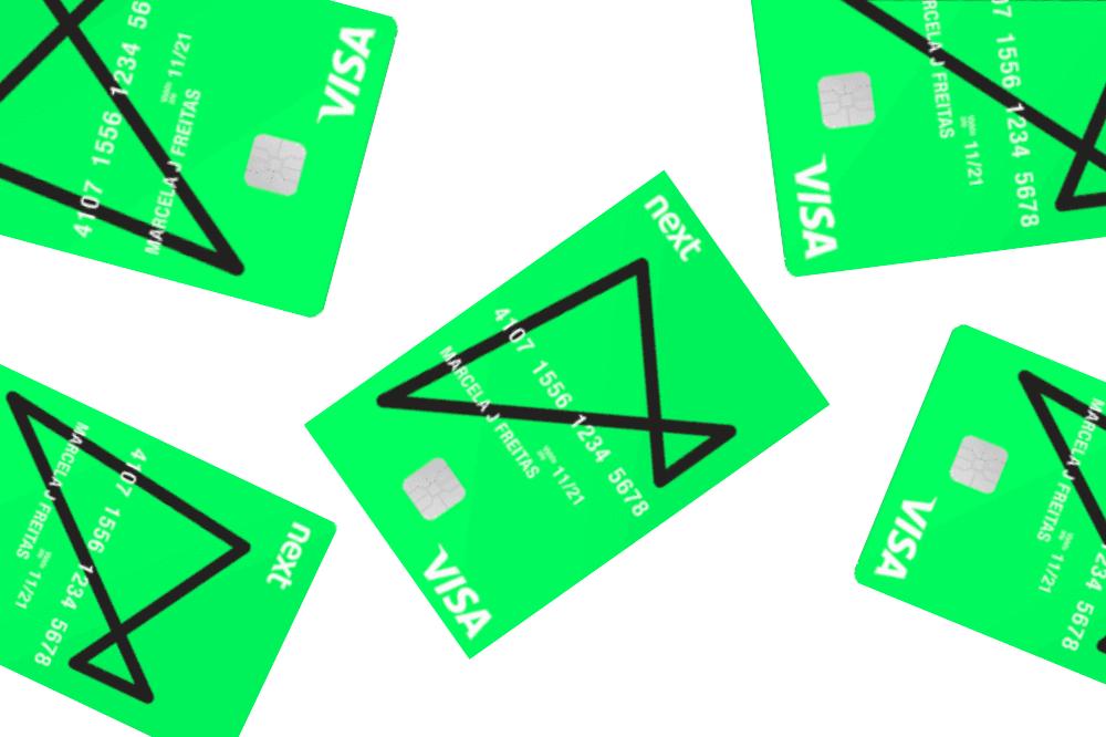 Cartão Next Visa Internacional