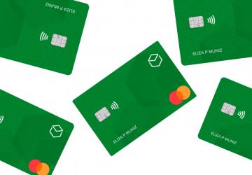 cartão de crédito Original Internacional Mastercard