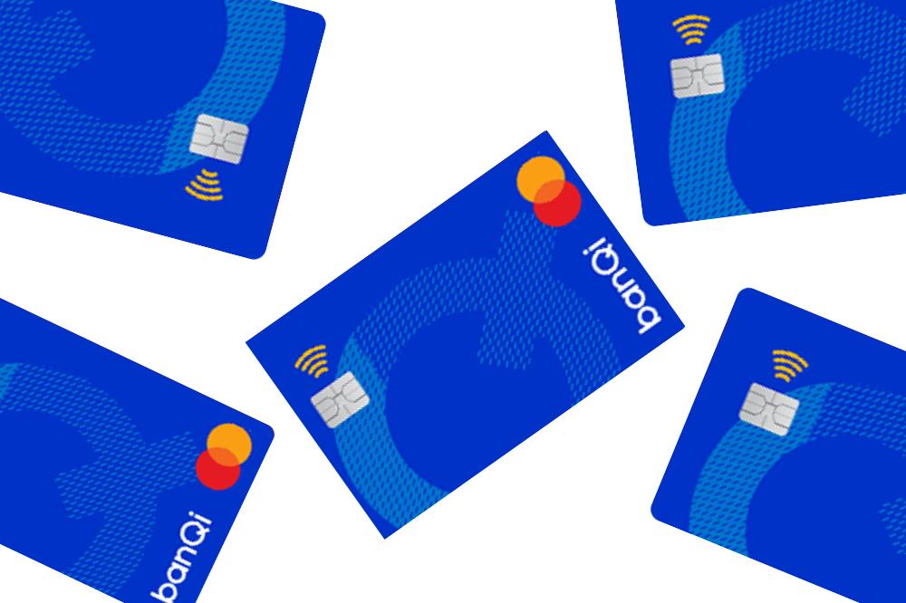 cartão de crédito banQi Casas Bahia