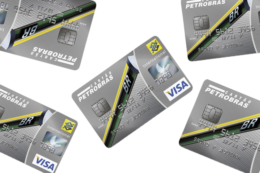 cartão de crédito Petrobras Banco do Brasil Visa Internacional