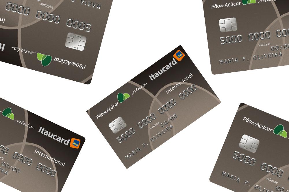 cartão de crédito Pão de Açúcar Internacional Visa