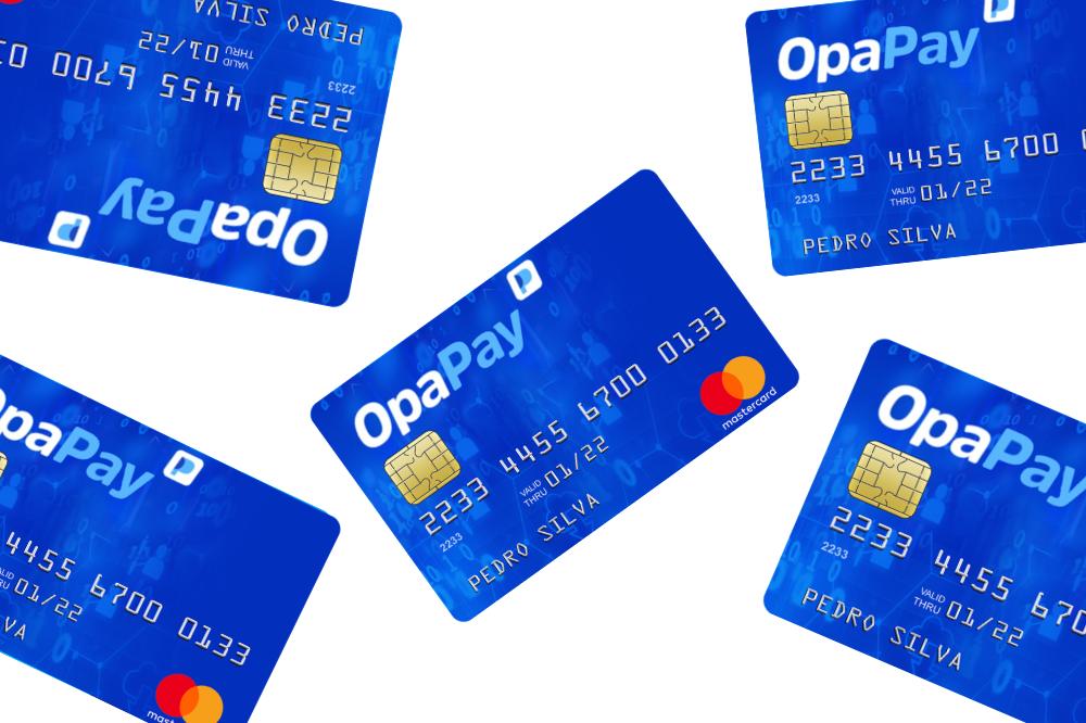 cartão de crédito pré-pago Opapay Mastercard Internacional