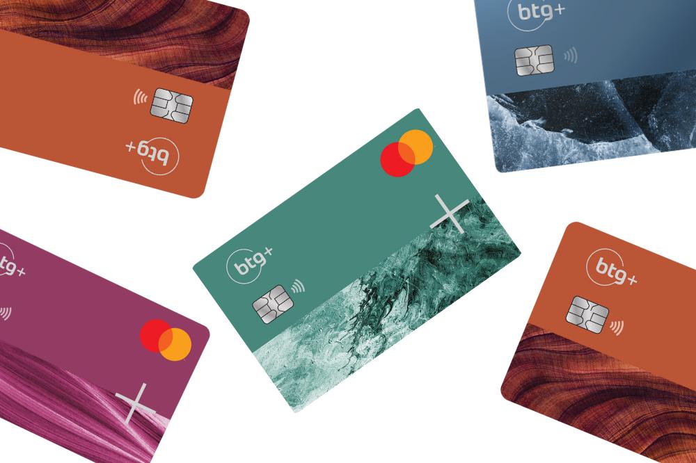 cartão de crédito BTG+ básico Mastercard
