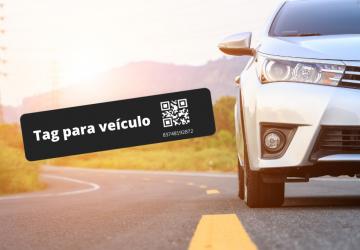 tag de pedágio e estacionamento grátis com cartão de crédito e débito