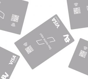 Cartão de crédito BV Mais Visa Platinum