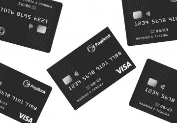 Cartão de crédito PagBank Visa Internacional